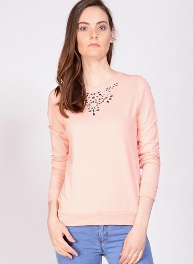 Fresh Company Sweatshirt Pudra